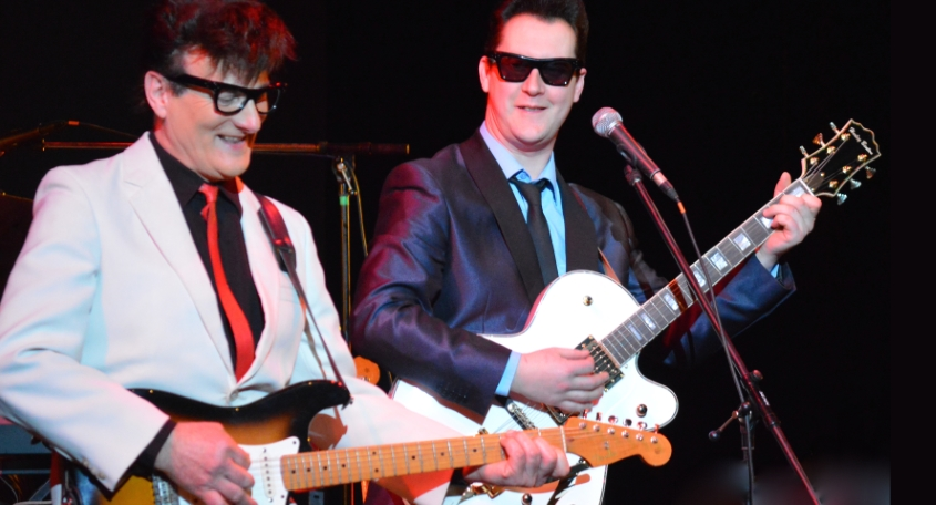Roy Orbison & Buddy Holly Show