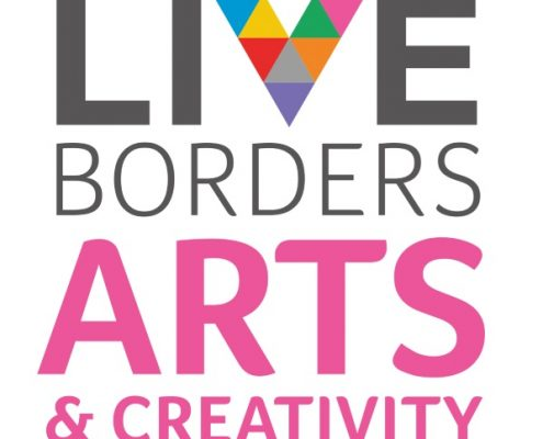Live Borders Arts logo