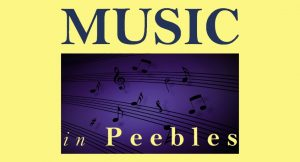 Music in Peebles logo