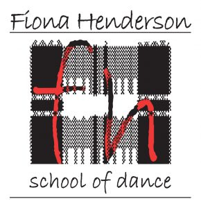 Fiona Henderson School of Dance logo