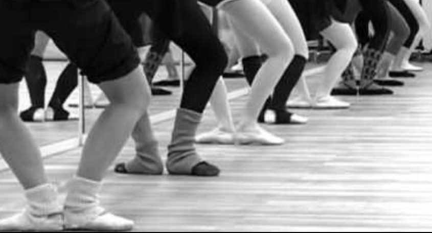Modern Ballet Autumn 1 Mon