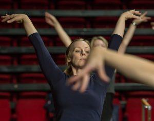 Beautiful hands - ballet