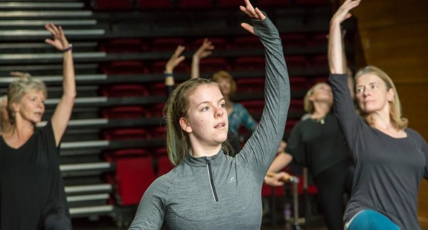 Ballet Fridays