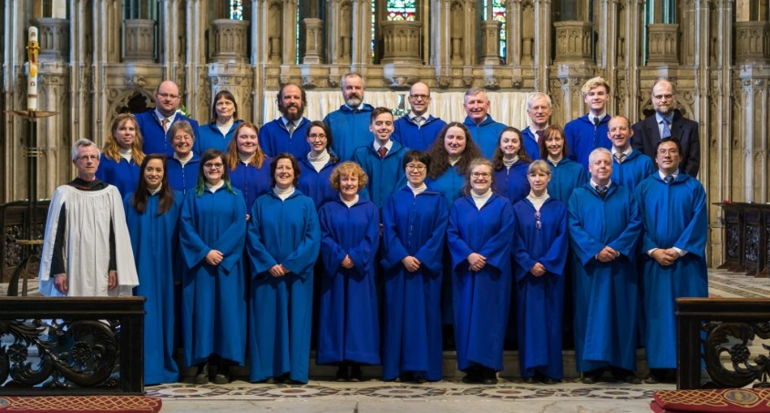 MiP: Strathclyde University Chamber Choir