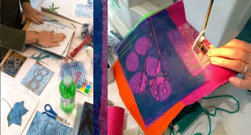 The Fine Art of Textiles - Summer School