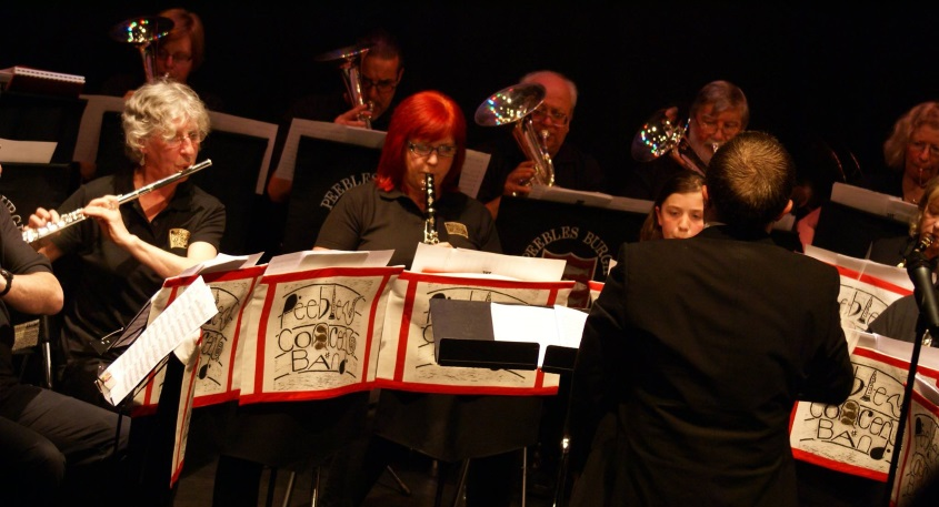 Peebles Concert Band - Winter Celebration